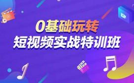 东莞抖音短视频培训新媒体运营培训