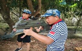 东莞军事夏令营21天课程