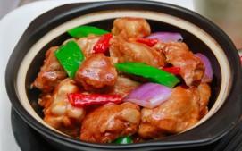 中山黄焖鸡米饭厨师培训班
